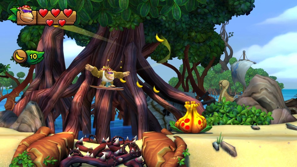Donkey Kong Country: Tropical Freeze (Nintendo Switch) image1