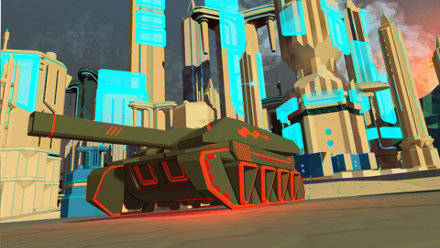 Battlezone (PS VR) image1