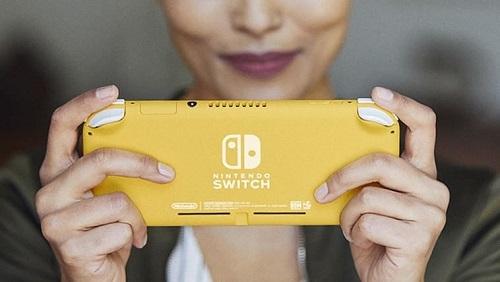 Совместимые игры на Nintendo Switch Lite