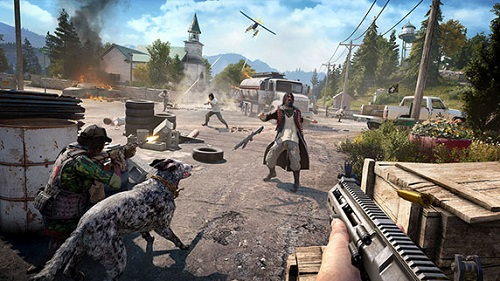 Far Cry 5 (PS4) image2