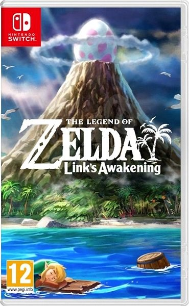 The Legend of Zelda: Links Awakening (Nintendo Switch) Фотография 0