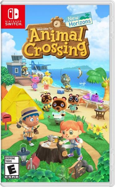 Animal Crossing: New Horizons (Nintendo Switch) Фотография 0