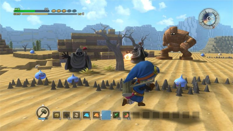 Dragon Quest Builders (Nintendo Switch) Фотография 2