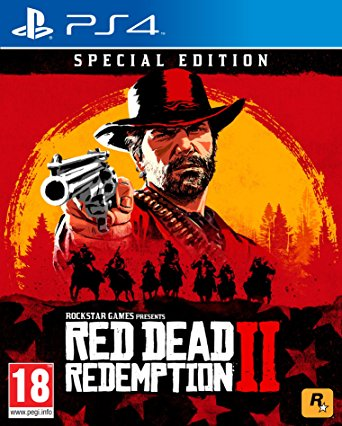 Red Dead Redemption 2: Special Edition (PS4) Фотография 0