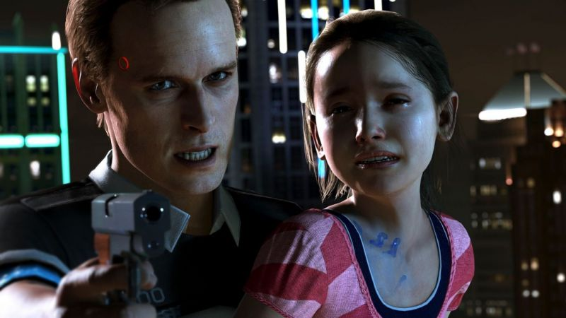 Detroit: Become Human (PS4) Фотография 3