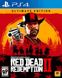 Red Dead Redemption 2: Ultimate Edition (PS4) Фотография 0