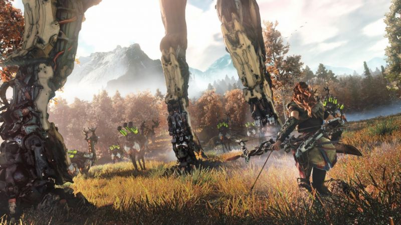 Horizon Zero Dawn Complete Edition (PS4) Фотография 1