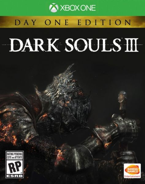 Dark Souls III (Xbox One) Фотография 0