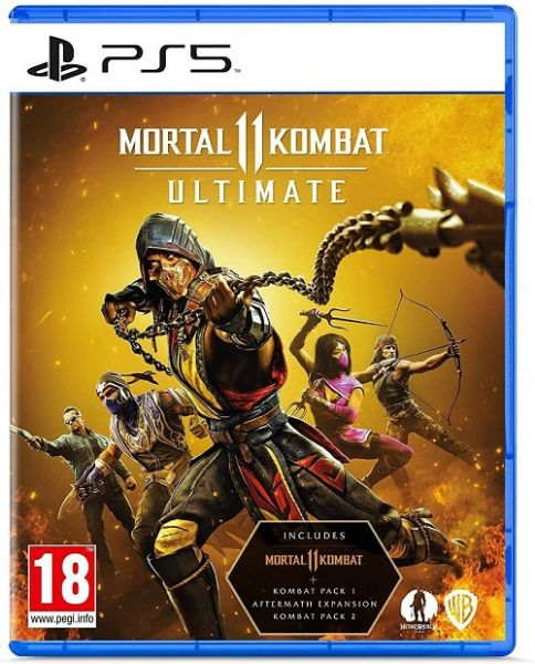 Mortal Kombat 11 Ultimate (PS5) Фотография 0