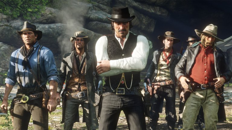 Red Dead Redemption 2: Special Edition (PS4) Фотография 1