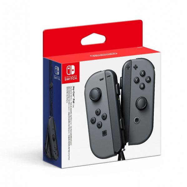Геймпады Joy-Con Pair GREY Фотография 0