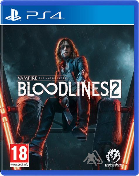 Vampire: The Masquerade - Bloodlines 2 (PS4) Фотография 0
