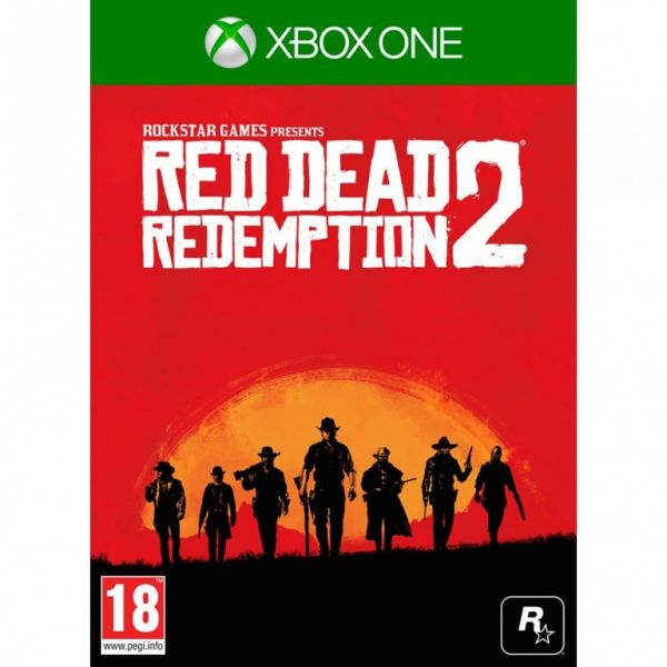 Red Dead Redemption 2 (Xbox One) Фотография 0