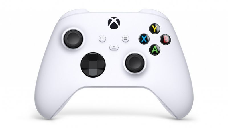 Xbox Series X|S Wireless Controller - White Фотография 0