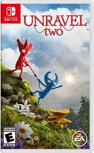 Unravel Two (Nintendo Switch) Фотография 0