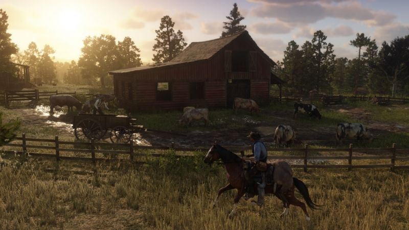 Red Dead Redemption 2: Special Edition (PS4) Фотография 3