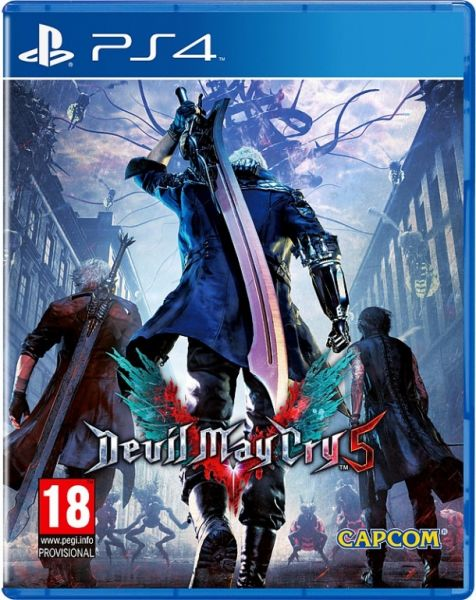 Devil May Cry 5 (PS4) Фотография 0