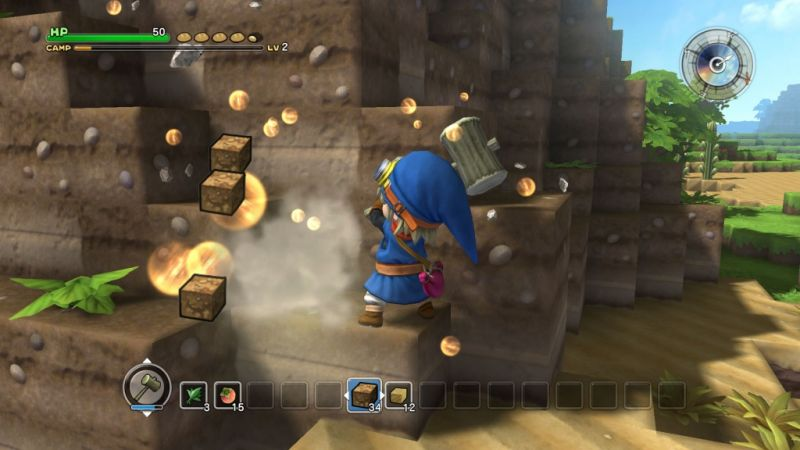 Dragon Quest Builders (Nintendo Switch) Фотография 5