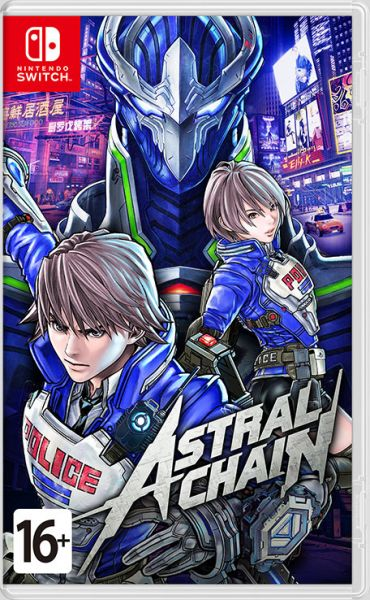 Astral Chain (Nintendo Switch) Фотография 0