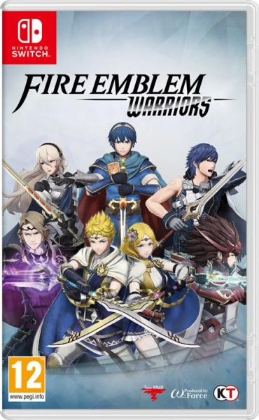 Fire Emblem Warriors (Nintendo Switch) Фотография 0