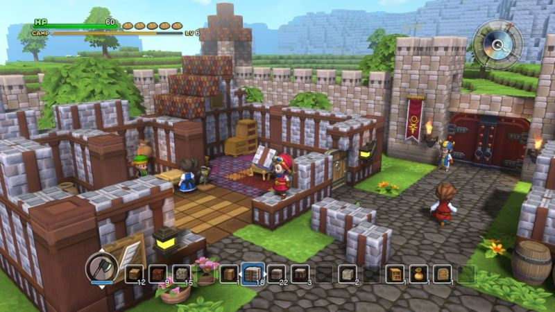Dragon Quest Builders (Nintendo Switch) Фотография 6