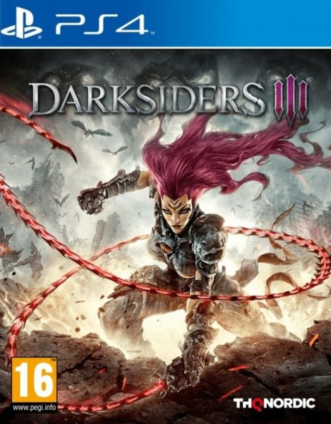Darksiders III (PS4) Фотография 0