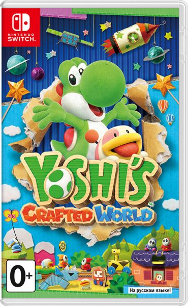 Yoshi's Crafted World (Nintendo Switch) Фотография 0