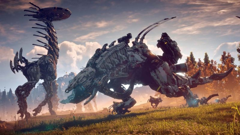 Horizon Zero Dawn Complete Edition (PS4) Фотография 4