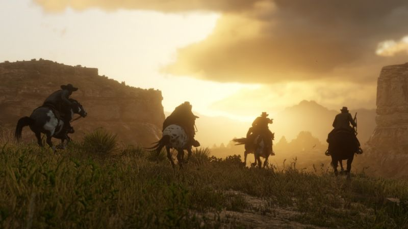 Red Dead Redemption 2: Special Edition (PS4) Фотография 4