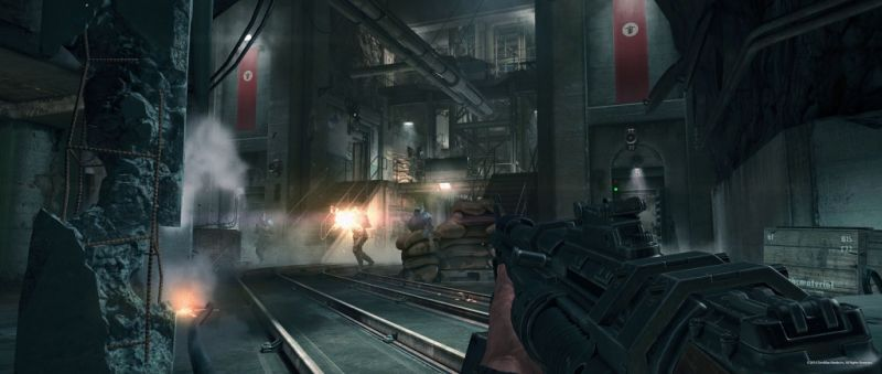 Wolfenstein: The New Order (Xbox One) Фотография 5
