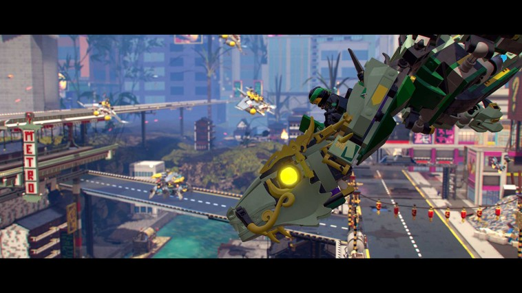 The LEGO NINJAGO Movie Videogame (Nintendo Switch) Фотография 2