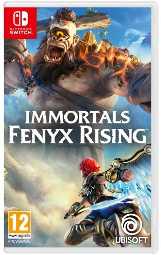 Immortals: Fenyx Rising (Nintendo Switch) Фотография 0