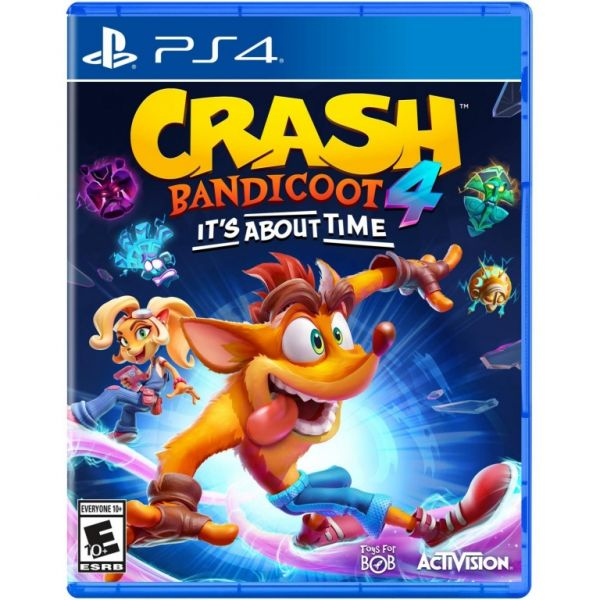 Crash Bandicoot 4: Its About Time (PS4) Фотография 0
