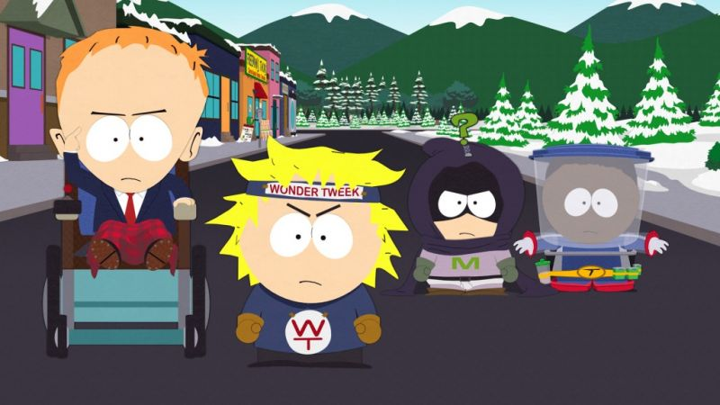 South Park: The Fractured But Whole (PS4) Фотография 2