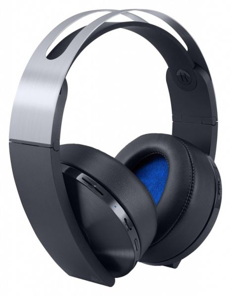 Playstation Platinum Wireless Headset  Фотография 0