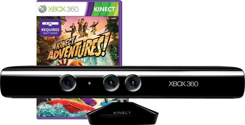 Картинки по запросу Kinect + игра Adventures