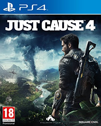 Just Cause 4 (PS4) Фотография 0