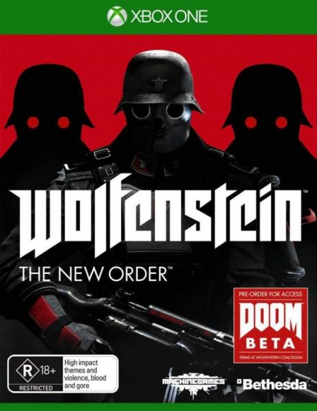 Wolfenstein: The New Order (Xbox One) Фотография 0