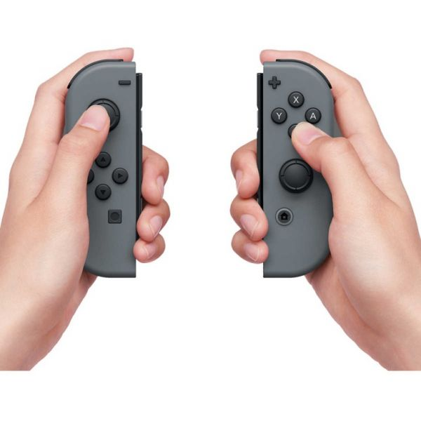 Геймпады Joy-Con Pair GREY Фотография 2
