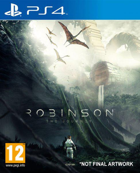 Robinson: The Journey (PS VR) Фотография 0