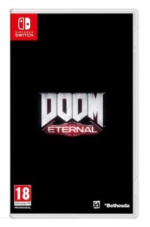DOOM Eternal (Nintendo Switch) Фотография 0