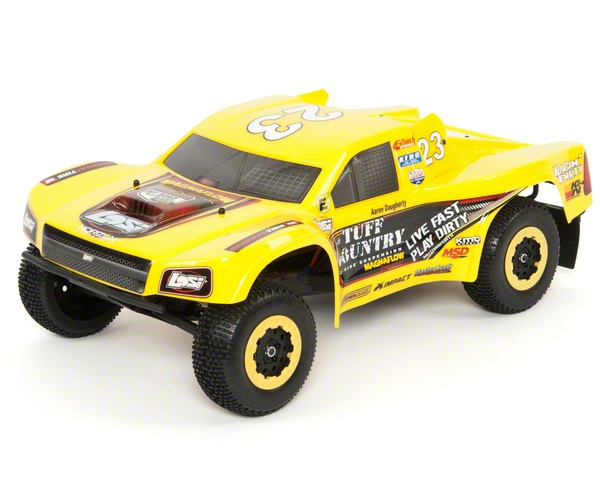 Шорт 1:10 Losi Tuff Country XXX-SCT Short Course Truck Brushless Фотография 0