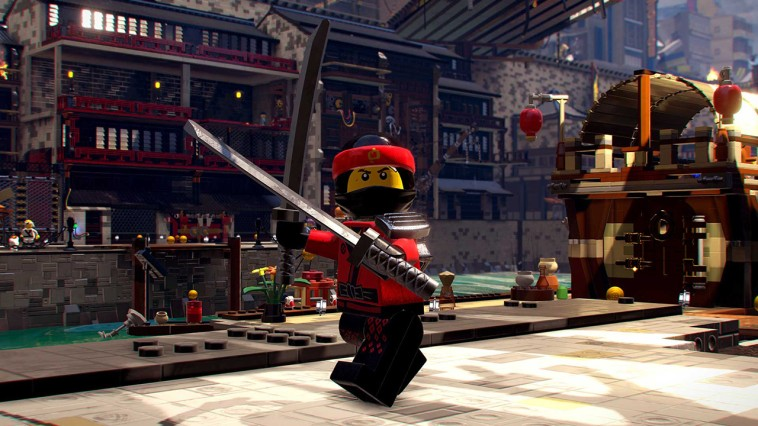 The LEGO NINJAGO Movie Videogame (Nintendo Switch) Фотография 6