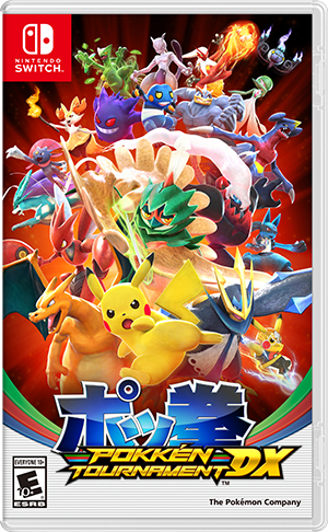 Pokkén Tournament DX (Nintendo Switch) Фотография 0