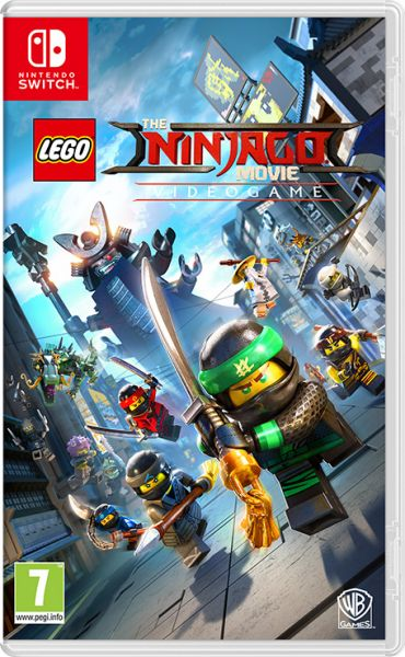 The LEGO NINJAGO Movie Videogame (Nintendo Switch) Фотография 0