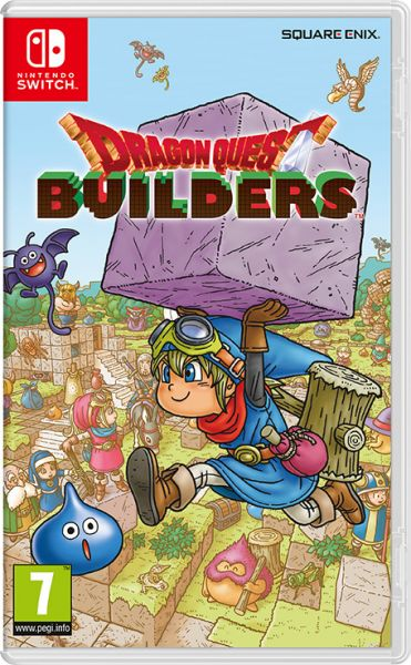 Dragon Quest Builders (Nintendo Switch) Фотография 0