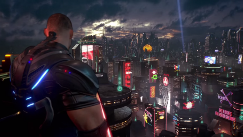 Crackdown 3 (Xbox one) Фотография 2