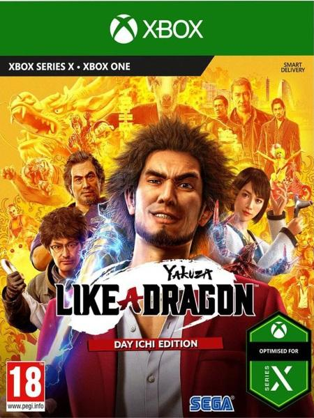 Yakuza: Like a Dragon (Xbox Series X|S) Фотография 0