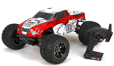 Монстр 1:8 Losi LST XXL-2 Monster Truck Фотография 0
