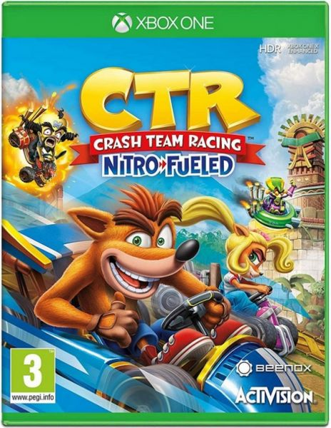 Crash Team Racing Nitro-Fueled (Xbox One) Фотография 0